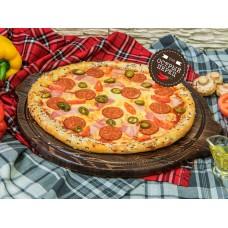Cheezze Pizza «ОСТРАЯ ШТУЧКА»